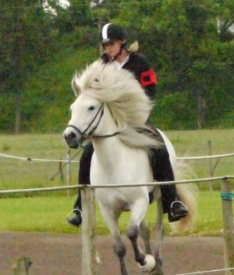 At the British Championship Show June 2011